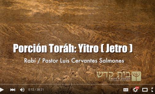 Porcion #17: Yitroh / Jetro
