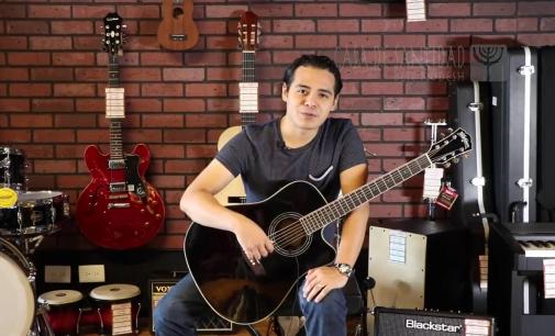 Tutoriales Selah: Kadosh / Santo. Tutorial Guitarra