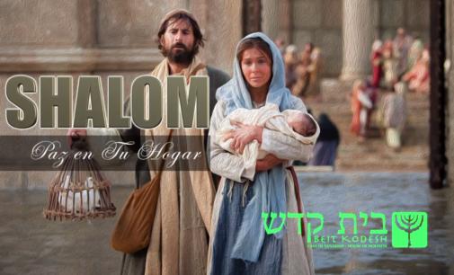 Shalom / Paz en tu Hogar, #1:  Diseño de Dios para el Matrimonio