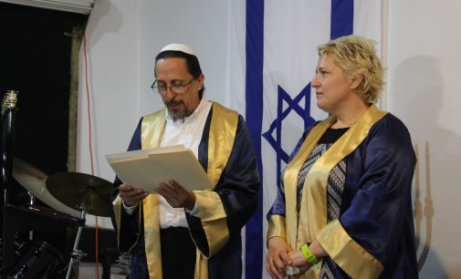 Graduación de la Universidad Teológica Shofar. Unción de los siervos de Yejováh: