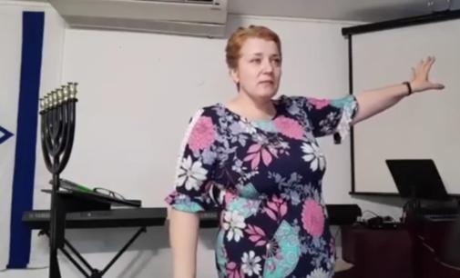 """Que necesita Yejovah de ti"", #2. Pastora Valya Nevmerzhytska"