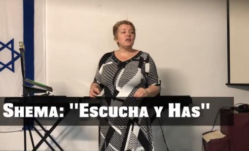 """Que necesita Yejovah de ti"", #3. Pastora Valya Nevmerzhytska"