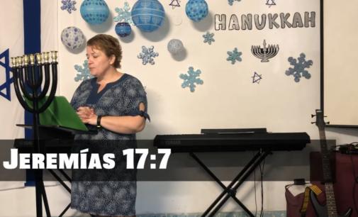 """Que necesita Yejovah de ti"", #5. Pastora Valya Nevmerzhytska"