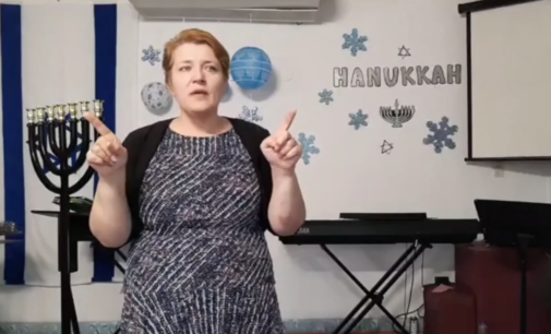 """Que necesita Yejovah de ti"", #6. Pastora Valya Nevmerzhytska"