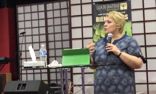 """Que necesita Yejovah de ti"", #11. Pastora Valya Nevmerzhytska"