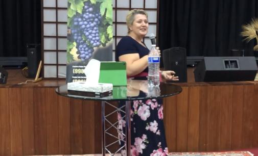 """El poder de Dios en nosotros, Parte IV: """"Como Activar el Poder de Dios"""".  Pastora Valya Nevmerzhytska MTh."""