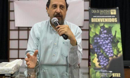 """Predica #1 """"Profeta"""": instrumento de יהוה Dios. Pastor Luis Cervantes"""