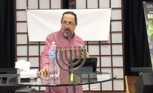 """Predica   #2 """"Profeta"""": Instrumento de יהוה Dios. Pastor Luis Cervantes"""