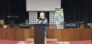 """Fiate en Yejovah.  Predica, Parte II: """"El dolor de la Falsa Esperanza"""".  Pastora Valya"""